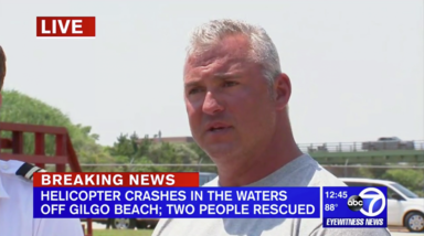 Helicopter Carrying Shane McMahon Makes Emergency Crash Landing